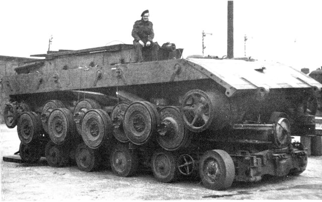 The German PzKpfw E-100 | Aviation and Military History ...