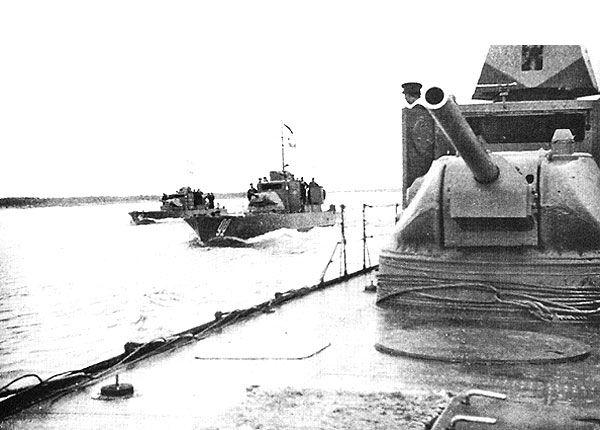 BKA 1125 montrant sa tourelle de char T34/76